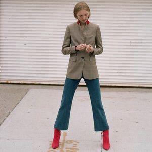 📟🆕 Rag & Bone ★ Justine Wide Leg Ankle Jeans ★